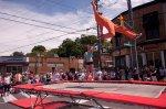 pokazy artystyczne na trampolinie