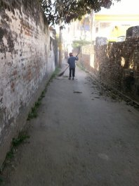 czyszczenie chodnika