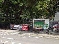 banery z hasłem reklamowym