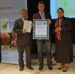 Prezentowanie certyfikatu z deklaracją zgodności CE