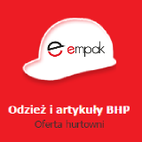 Hurtownia artykułów BHP
