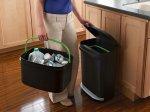 wyrzucanie śmieci