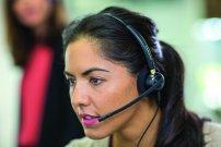 konsultantka call center